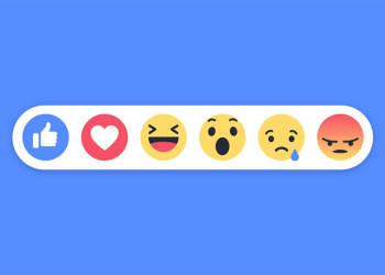 Facebook Reactions Comments