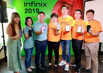 Infinix ฉลองยอดขายทะลุเป้า พร้อมแจกรถยนต์ MG 3 ให้แก่ผู้โชคดีที่เป็นลูกค้า Infinix
