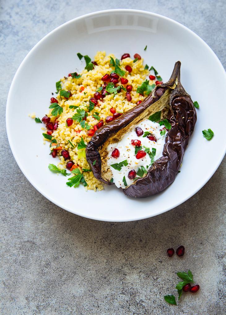 aubergine_bulgur_eggplant_yogurt