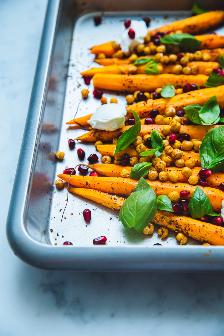 roasted_carrot_wortels_oven_pomegranate_granaatappel