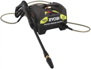 ryobi 1600 psi pressure washer black