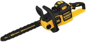 dewalt cordless 16 inch chainsaw