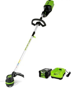 greenworks 80v string trimmer
