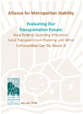 Evaluating Our Transportation Future