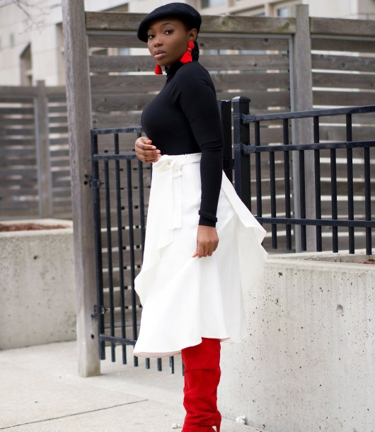 Stylish Berets Outfit Ideas | The Alma Chronicle
