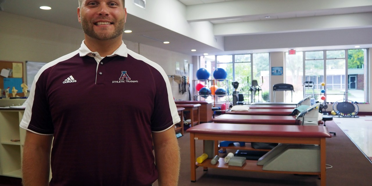 Smith named Head of Athletic Training