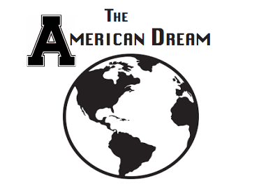Alma's thoughts on the outside world: The American Dream