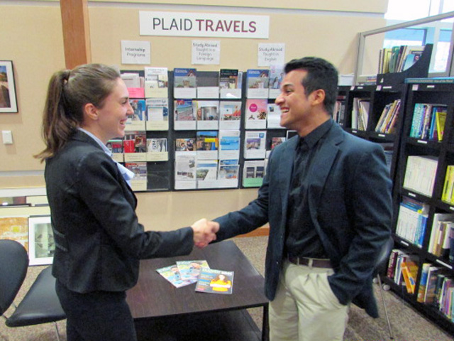 CSO promotes student networking