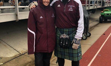Chaplain brings new energy to athletics
