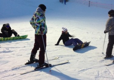 Adventure Rec schedules ski trip