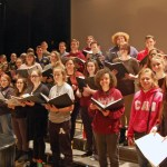 Chorale gets Alma in tune