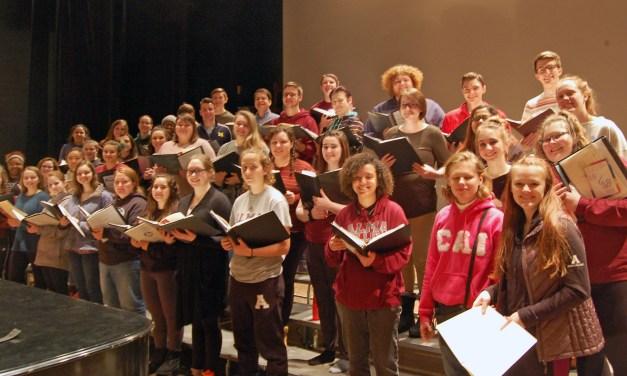 Chorale gets Alma in tune