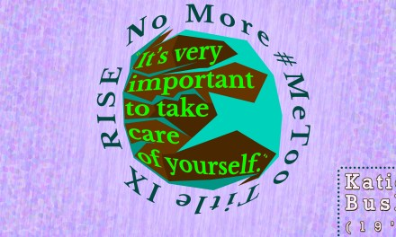 Students promote No More Campaign Awareness
