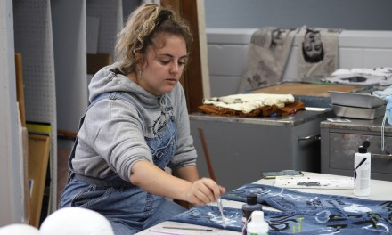 Alma college prepares for art prize