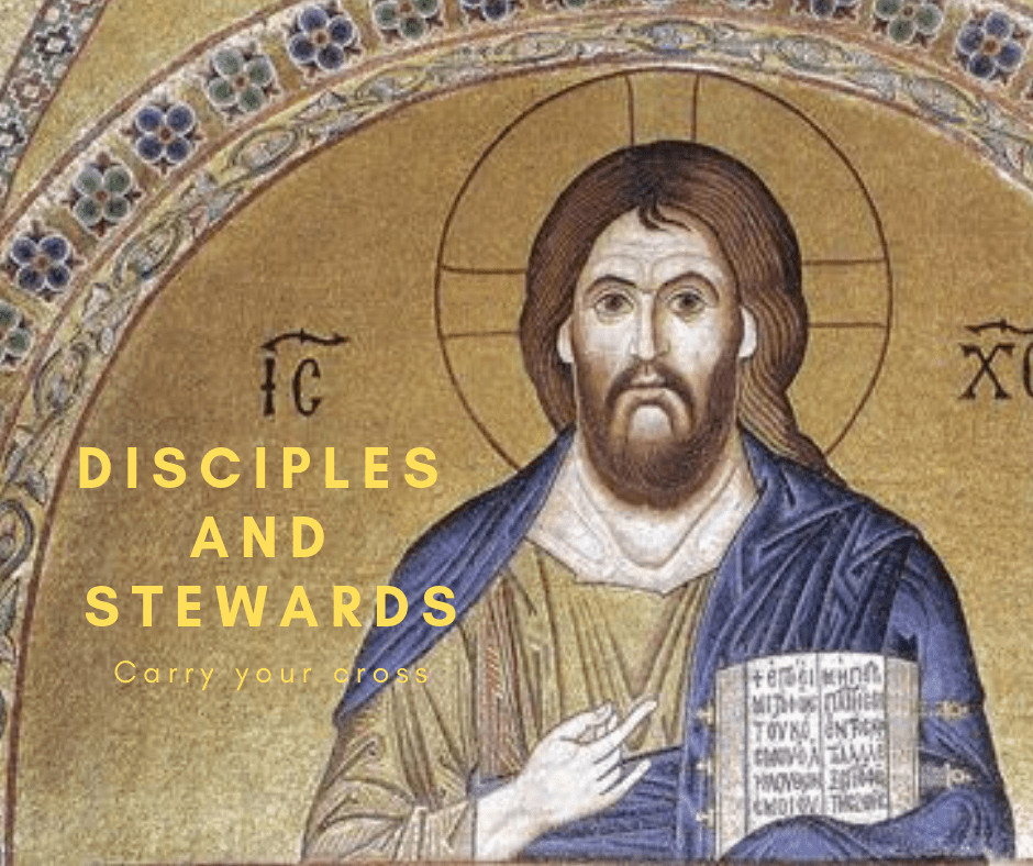 Disciples and Stewards – Spiritual Counsel
