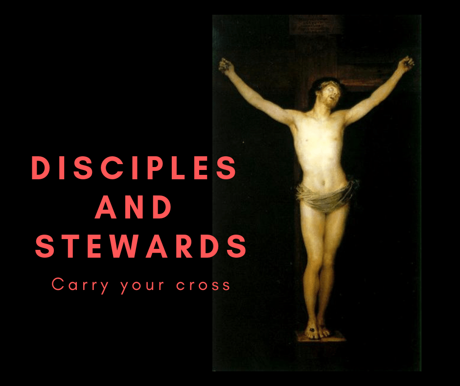 Disciples and Stewards – Knowing and Doing