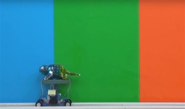 3d-printed-chameleon-robot