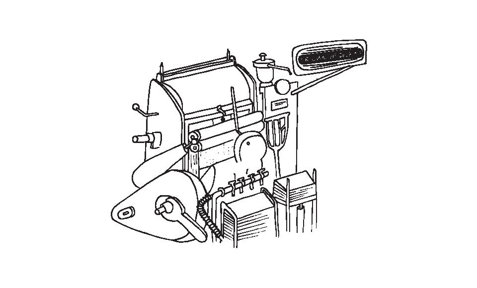 Letterpress Printing The Alphabet Press TAP
