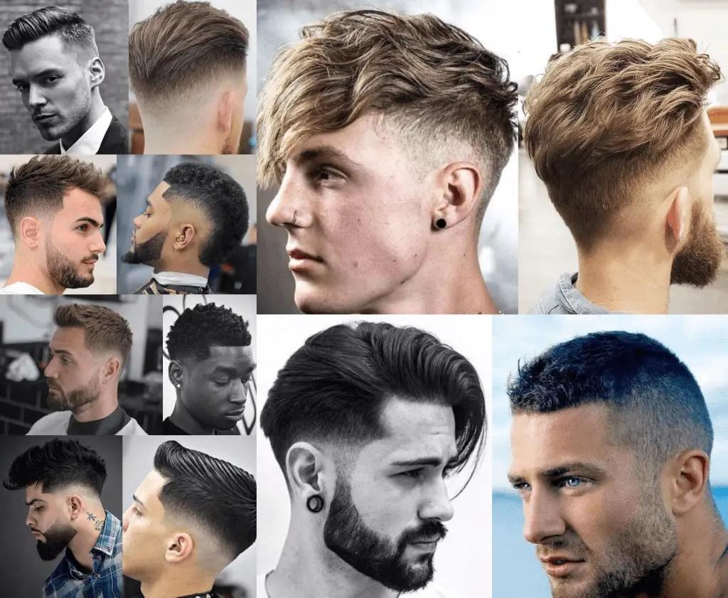 Low Drop Fade Haircuts For Men