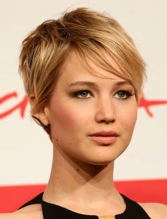 Edgy Pixie Hairstyle