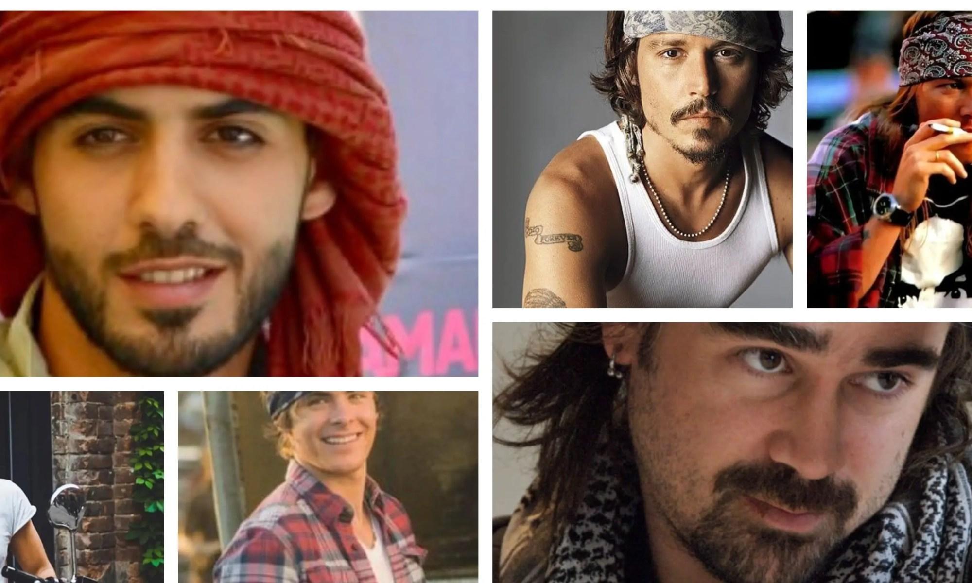 16 Captivating Bandana Styles For Men