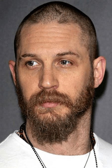Buzz Cut Hairstyles For Big Forehead Men