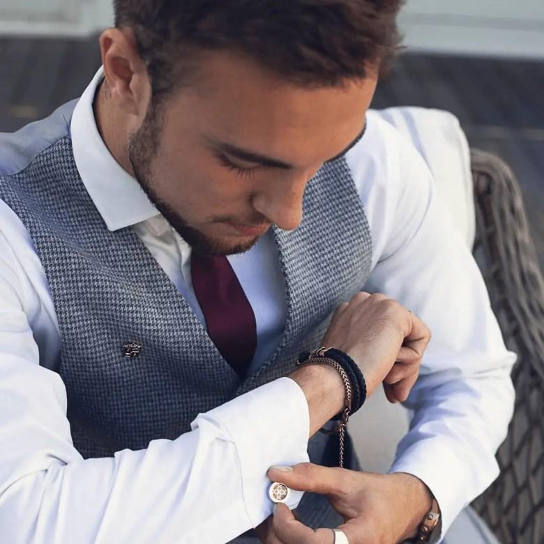 Cufflinks With Any Dress Shirt