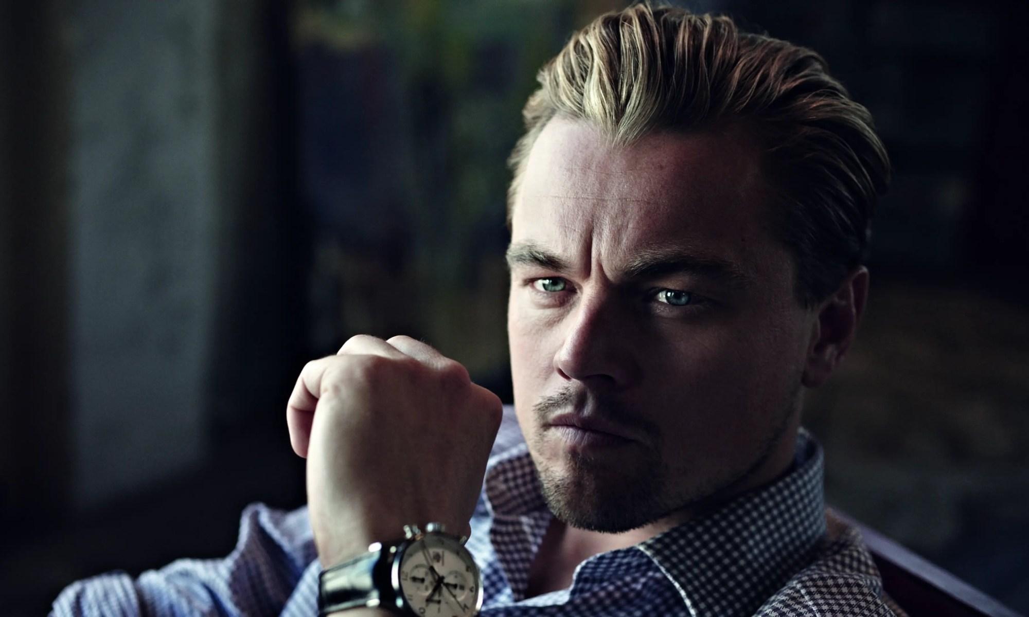 Leonardo Dicaprio Big Forehead