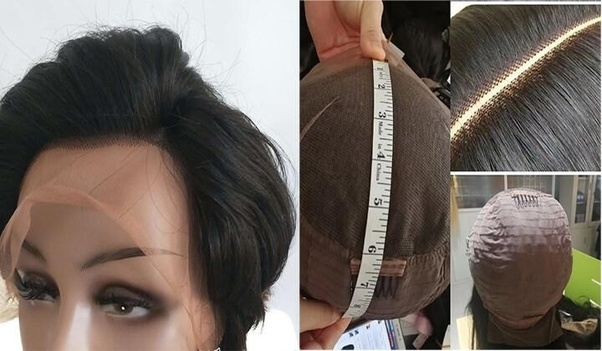 Custom sized wig