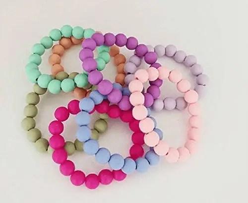 Silicone Bead Bracelet