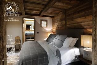 The Ecurie bedroom