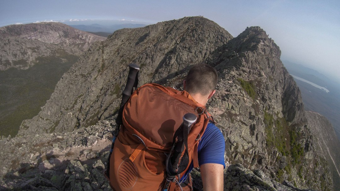 Maximize your lung capacity for long days spent hiking.