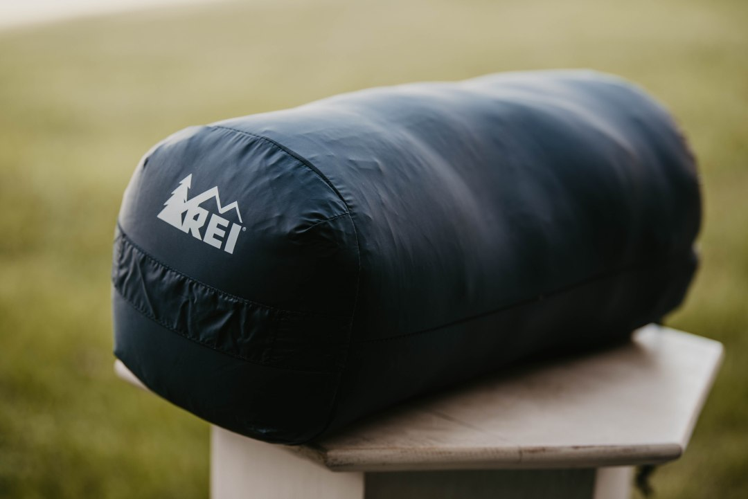A lightweight sleeping bag is one of the many great gift ideas for outdoor enthusiasts.
