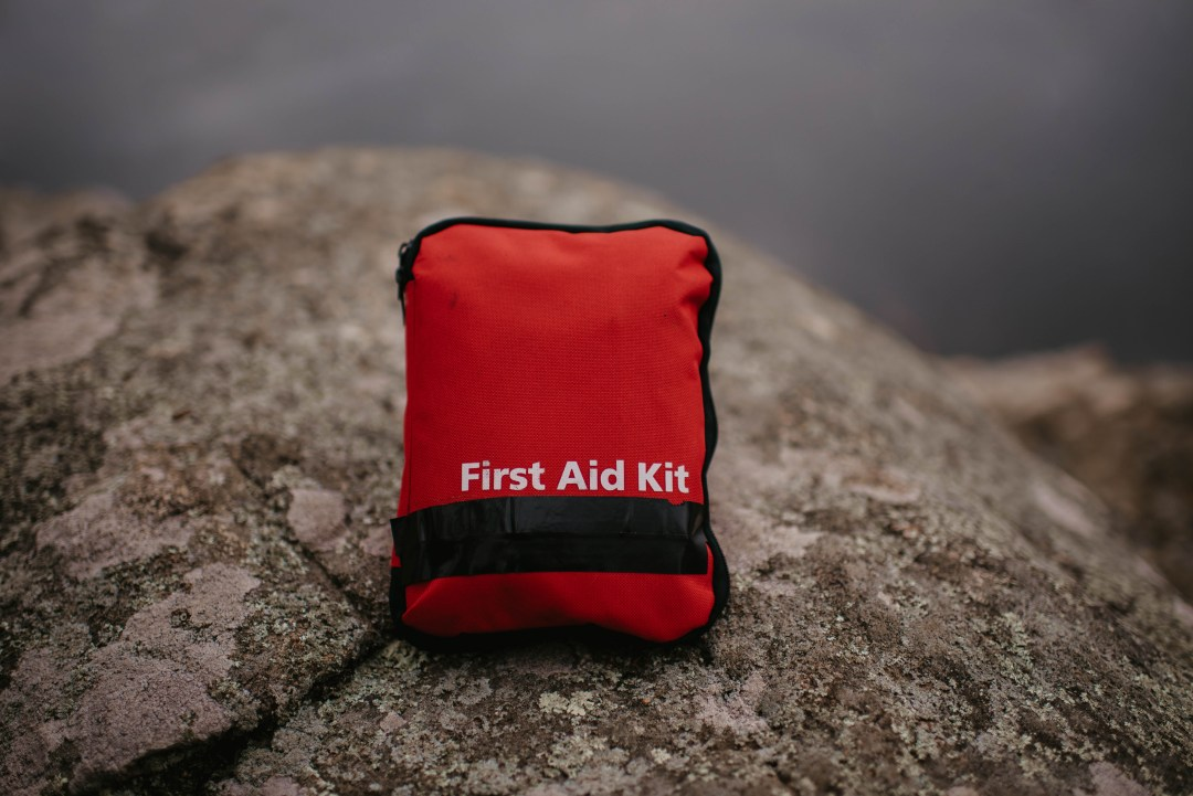 Hiking Essential: First Aid Kit
