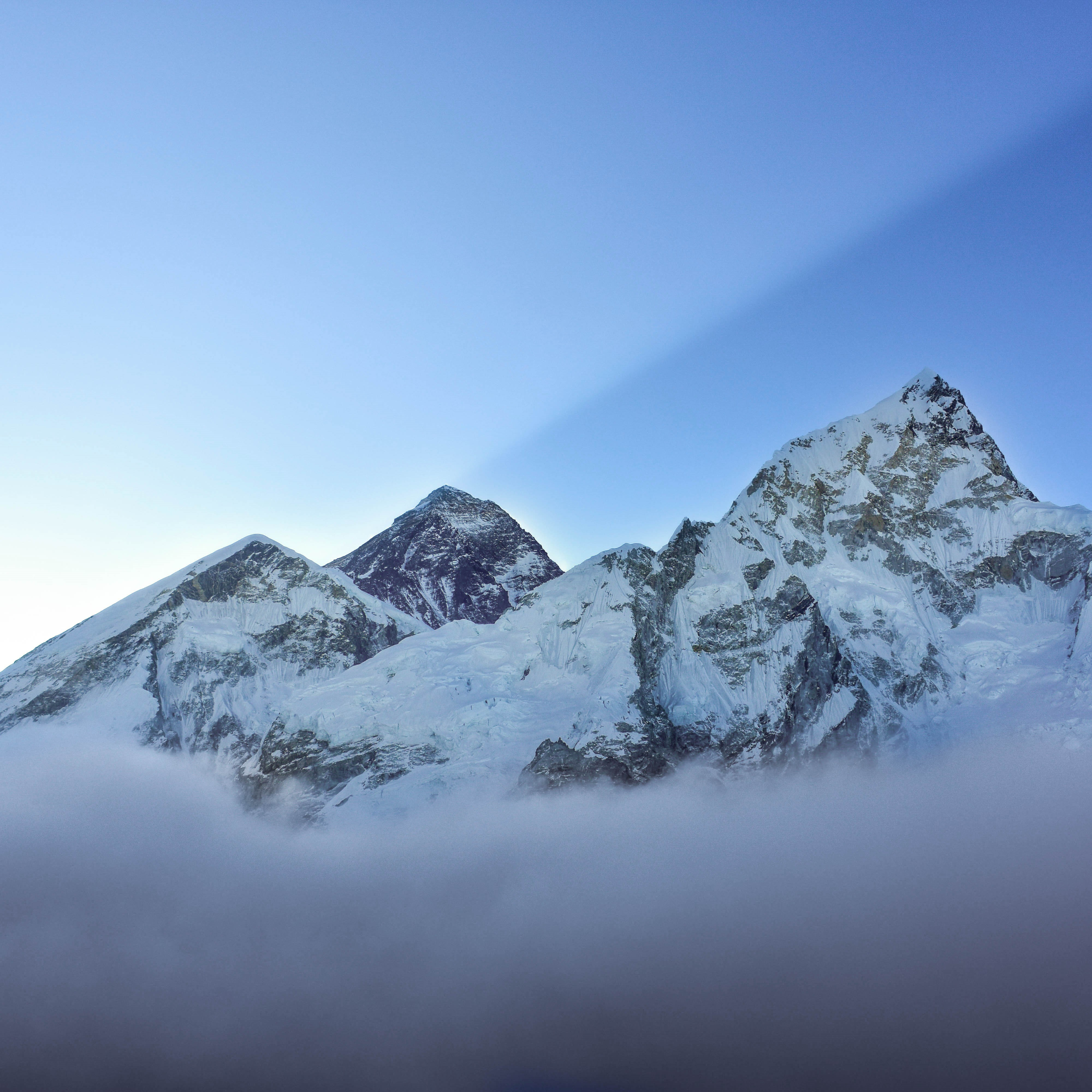 Kala Patthar on Everest Base Camp Trek