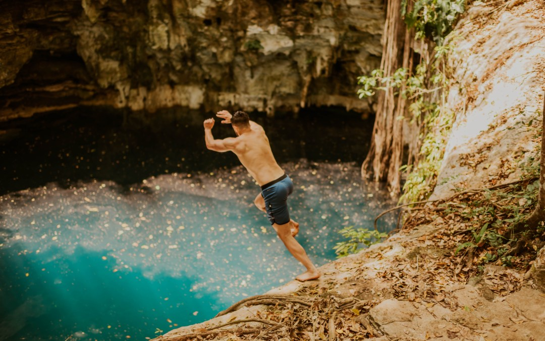 The Best Cenotes in Mexico For Adventure