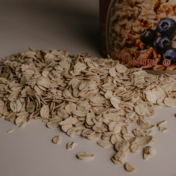 Oats is another great carbohydrate source to supply your body with energy to enhance your athletic performance.