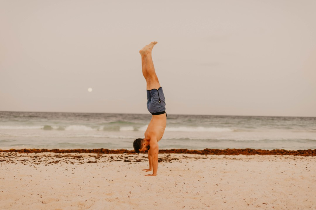 Yoga is a powerfrul tool for fitness.