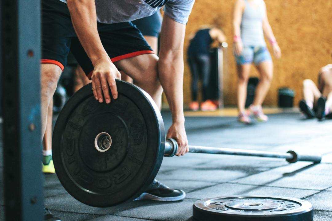 Weight training is a powerful way to become more fit right away.