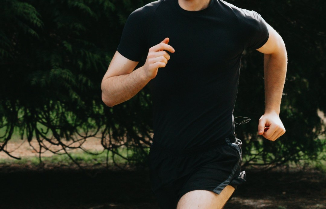 Improve your endurance for adventure by adding at least 20 minutes of cardio a day.