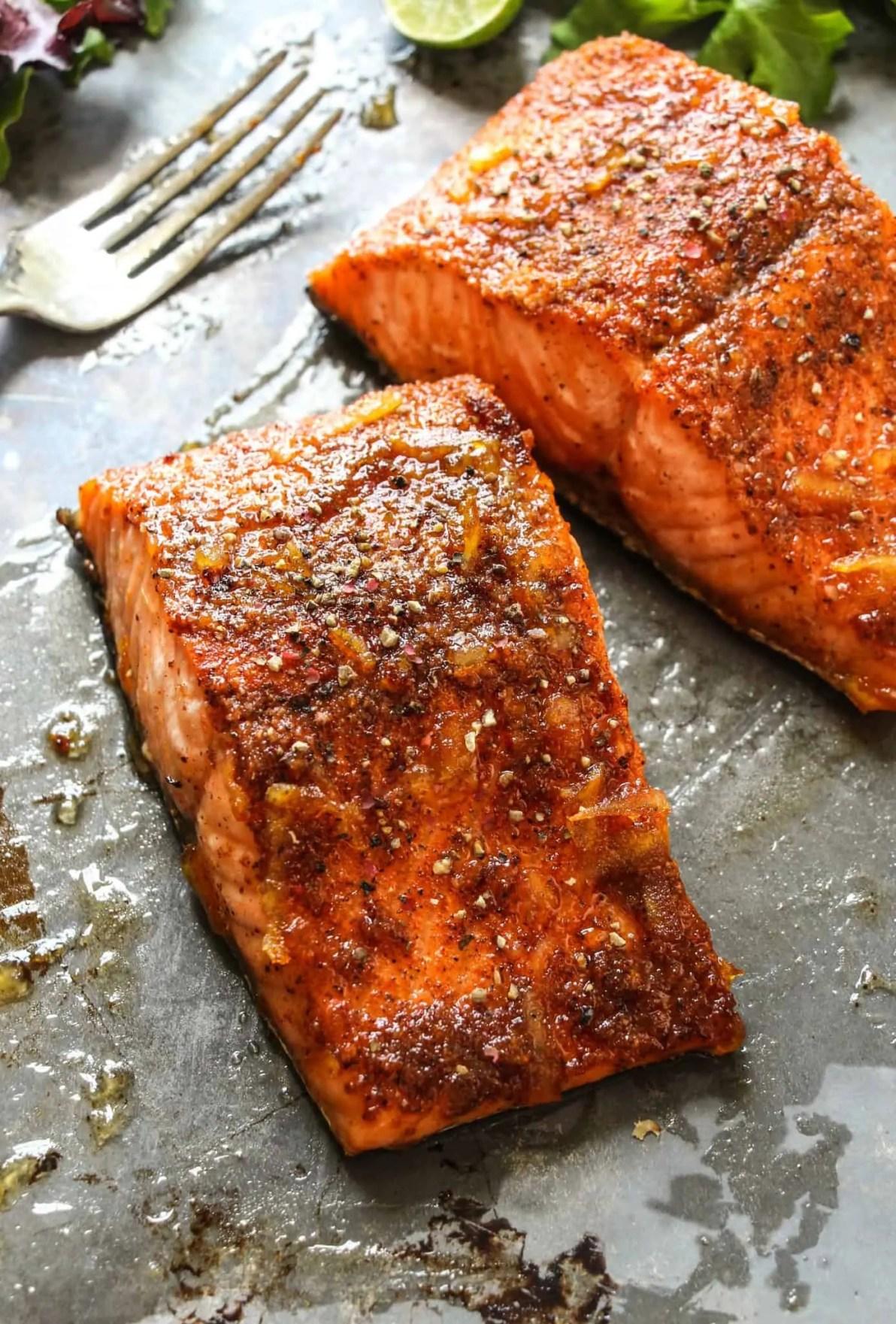 salmon- The Alternative Lifestyle - thealtstyle.com
