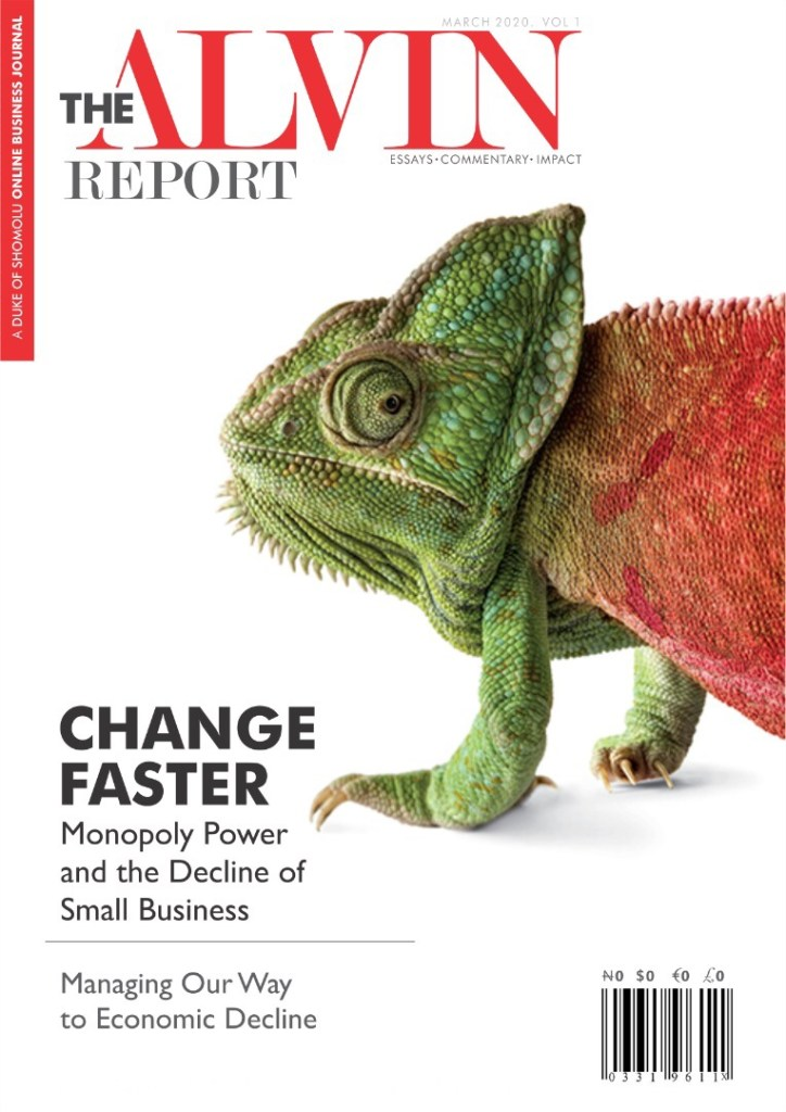 The Alvin Report Berths