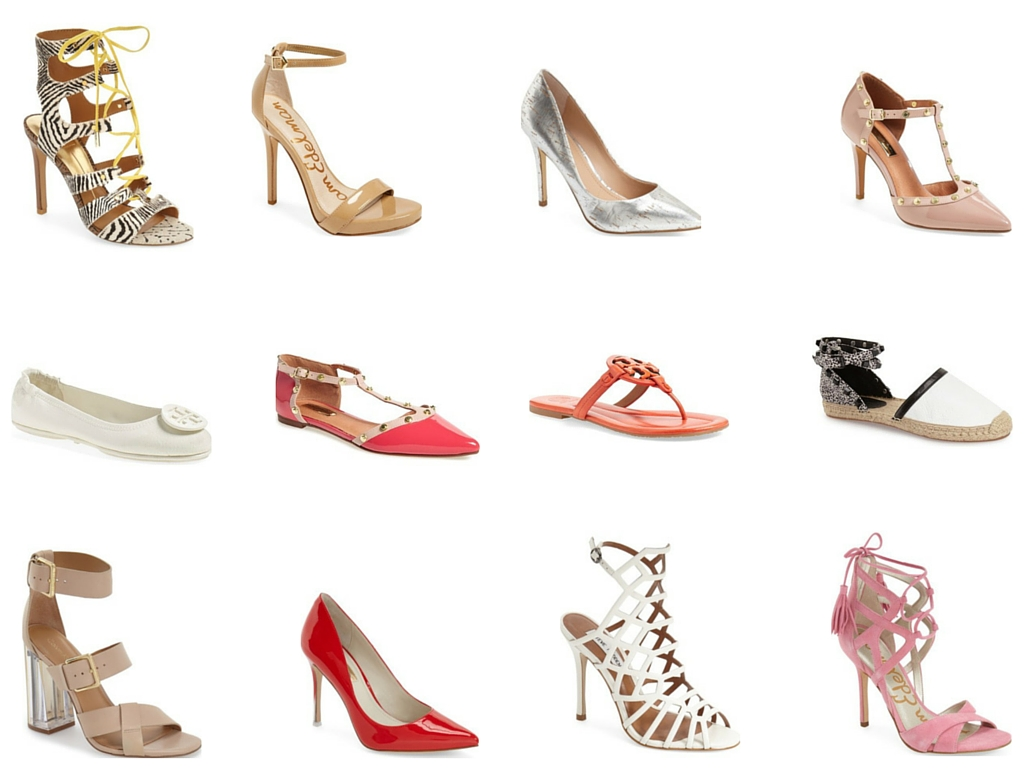 nordstrom half yearly sale, shoes under $150, summer shoes, look for less, shoe steal, summer must have shoes