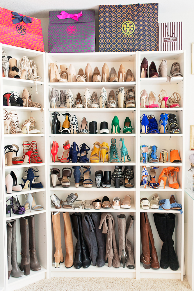 Dream Shoe Closet, Ikea Shoe Closet, Ikea Hacks, Diy Shoe Closet, Dallas