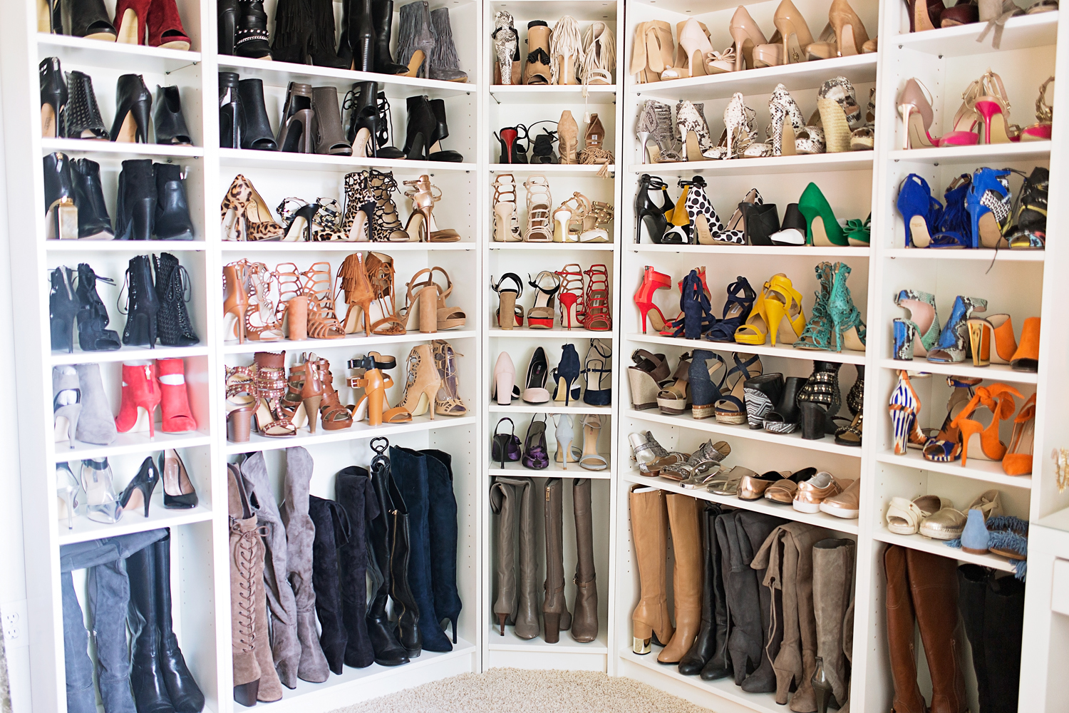 Ordinaire Dream Shoe Closet, Ikea Shoe Closet, Ikea Hacks, Diy Shoe Closet, Dallas