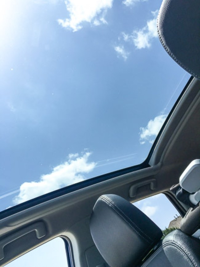 mitsubishi outlander sport, panoramic roof, driveshop