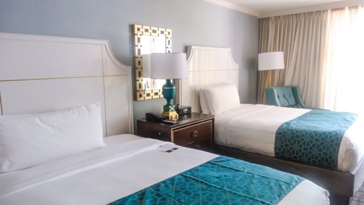 girls trip, royal sonesta hotel new orleans, travel blogger, royal sonesta experience, royal sonesta courtyard room, new orleans