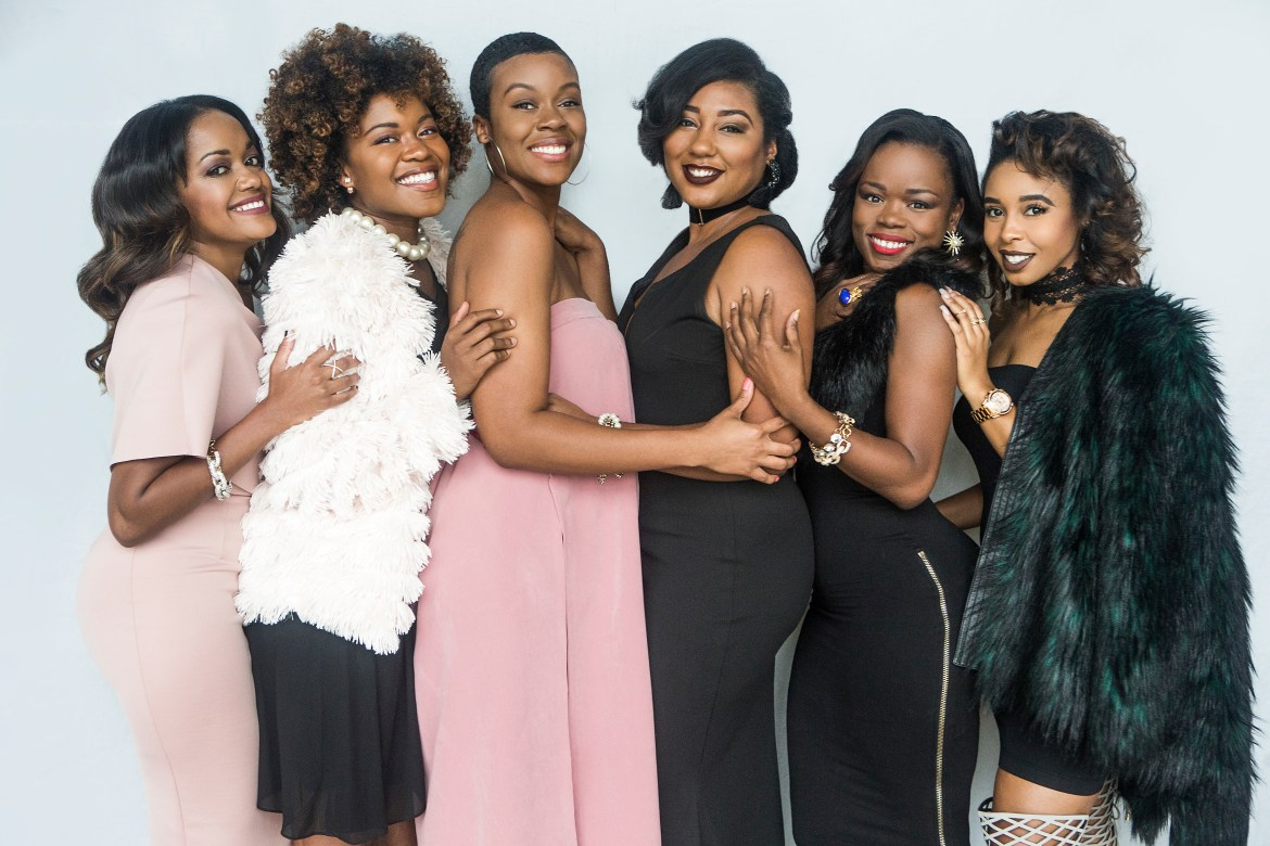 holiday party outfit inspiration, what to wear to holiday party, what to wear for holidays, party attire, holiday card, dallas empowerment exchange, black women bloggers, dallas black bloggers, dallas fashion bloggers, party outfit ideas, asos one shoulder dress, blush one shoulder dress