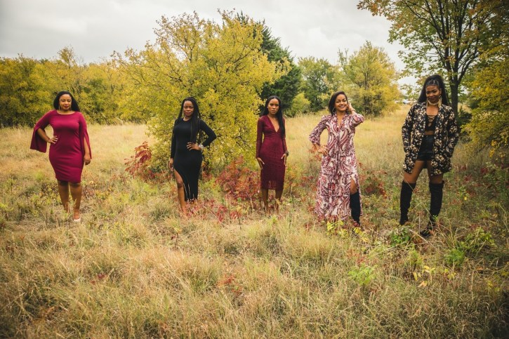 slaying in the country, black girl magic,  #slayininthecountry, fall fashion, fall maxi dress, olivia palermo nordstrom, fall fashion inspiration, dallas bloggers, black women bloggers, arbor hills park plano texas, country photo shoot inspiration, fall fashion looks