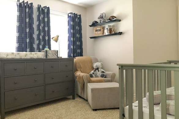 sherwin wiliams, sherwin williams eider white, baby boy nursery ideas, baby boy nursery decor, nursery reveal, affordable nursery makeover, Sherwin Williams Nursery, Sherwin Williams Harmony Paint, dallas blogger, nursery makeover ideas, best glider, ikea hemnes